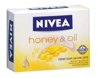 Nivea Honey & Oil Cream Soap