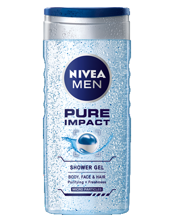 Nivea Men Pure Impact Shower Gel Shop online in Pakistan best price original product