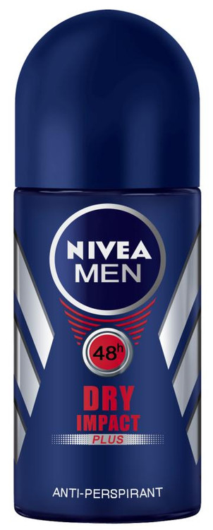 Nivea Men Dry Impact Plus 48h Deodorant Roll On
