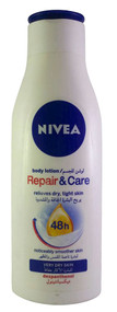 Nivea Repair & Care Body Lotion for Very Dry Skin (Front)