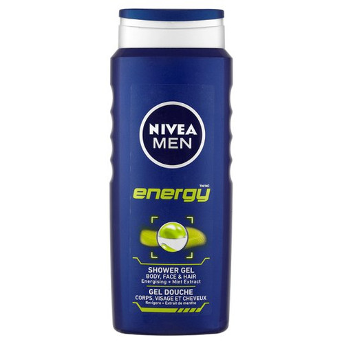 Nivea Energy For Men 500 ML