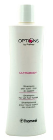 Framesi Options Ultrabody Shampoo for All Hair Types