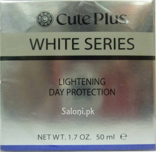 Cute Plus White Series Lightening Day Protection (Front)