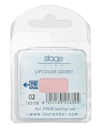 Stageline Lip Colour Refill Godet 01
