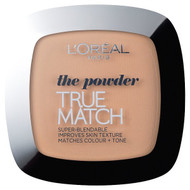L`Oreal True Match Powder Foundation - W3 Golden Beige