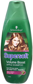 Schwarzkopf Supersoft Volume Boost Apple Shampoo
