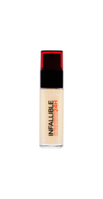 L`Oreal Infallible 24H Liquid Foundation - 015 Porcelain