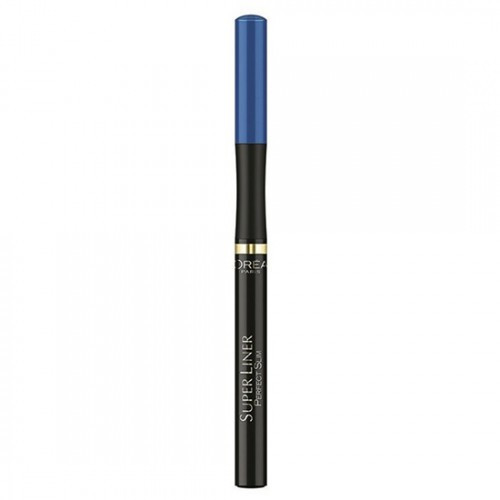 L`Oreal Paris Liner Perfect Slim Eye Liner - 02 Blue