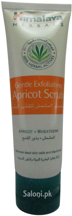 Himalaya Herbals Gentle Exfoliating Apricot Scrub Front