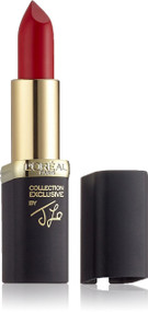 'Oreal Paris Colour Riche Collection Exclusive Red Lipstick - JLo Pure Red
