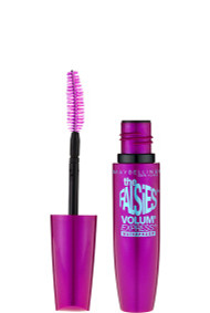 Maybelline Volum Express The Falsies Mascara Waterproof - Very Black