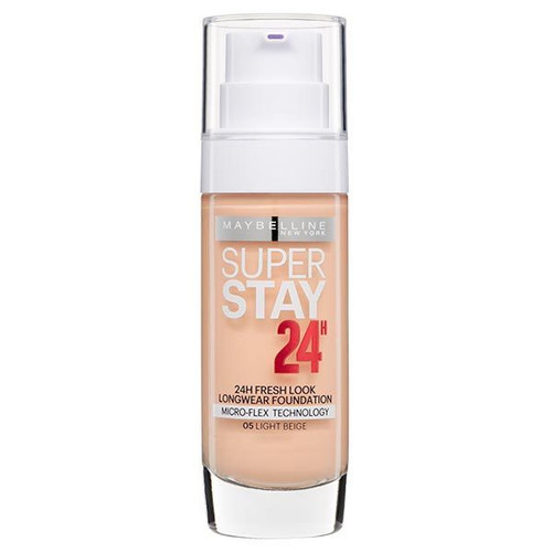 Maybelline Superstay 24H Foundation 05 Light Beige