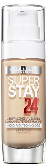 Maybelline Superstay 24H Foundation Cameo 20
