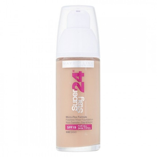 Maybelline Superstay 24H Foundation Sable 30