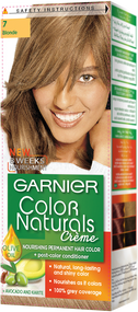 Garnier Color Naturals Hair Color Creme Blonde 7