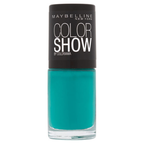 Maybelline Color Show Nails 120 Urban Turquoise