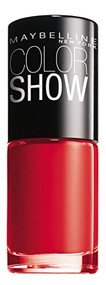 Maybelline Color Show Nail Polish - 349 Power Red