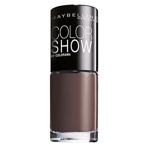 Maybelline Color Show Nail Polish - 549 Midnight Taupe