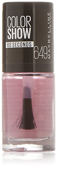 Maybelline Color Show Nail Polish - 649 Clear Shine