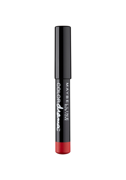 Maybelline Color Drama Velvet Lip Pencil Fab Orange 410