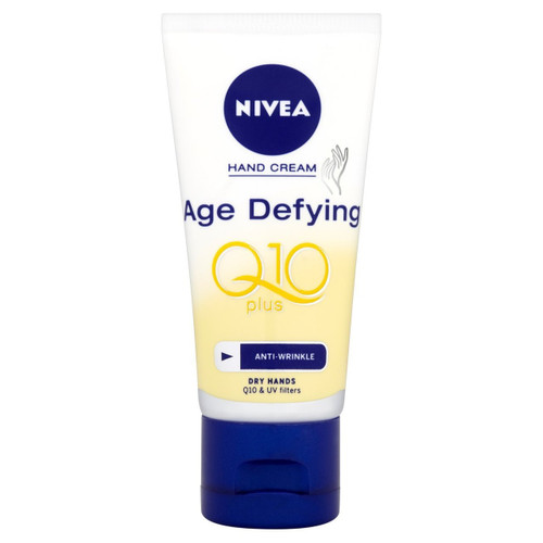 Nivea Age Defying Q10 Plus Anti Wrinkle Hand Cream 100ML buy online in pakistan best hand cream in pakistan