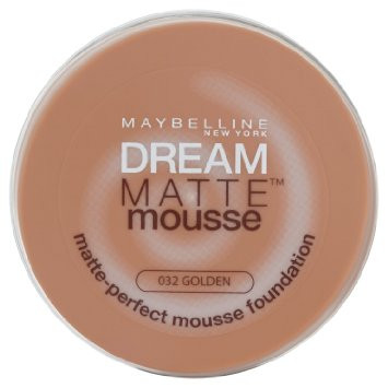 Maybelline Dream Matte Mousse Foundation 32 Golden