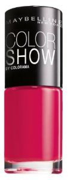 Maybelline Color Show Nail Polish Bubblicious 6