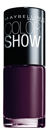Maybelline Color Show Nail Polish - 357 Burgundy Kiss