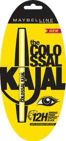 Maybelline Colossal Kajal 12 HR Pencil Eyeliner Black buy online in Pakistan