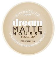 Maybeline Dream Matte Mousse Foundation