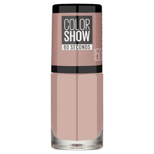 Maybelline Color Show Nail Polish 150 Mauve Kiss