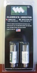 Weldmark Flashback Arrestor (Torch Set) by Superior Products (Smith H743)