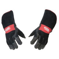 Lincoln Electric Premium Leather MIG Stick Welding Gloves - K2980