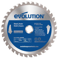 "EVOLUTION TCT 7"" STEEL-CUTTING SAW BLADE"