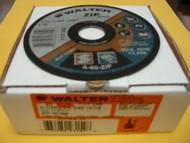 """WALTER CUT-OFF WHEEL 4.5""""x3/64""""x7/8""""-BOX/25 -11-T-042"""