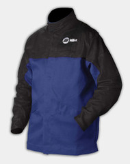 Miller Genuine Arc Armor Combo Leather/Indura FR Welding Jacket