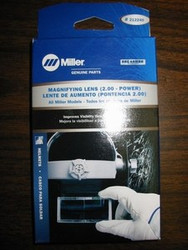 Miller Magnifying Lens 2.00  for all Miller Models - 212240
