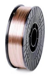 ER70S6 .023 / .025 X 11#  WIRE SPOOL for Small Welders