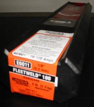 "LINCOLN FLEETWELD 180 E6011 1/8"" STICK ELECTRODE - 5LB  ED032449"