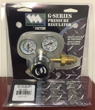 Flow Gauge Regulator CGA580-Argon Weldmark by Victor