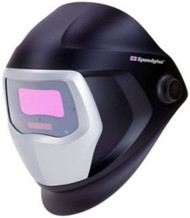 3M SPEEDGLAS 9100X WELDING HELMET 06-0100-20SW w/ SIDE WINDOWS