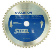 "EVOLUTION TCT 10"" STEEL-CUTTING SAW BLADE"