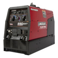 LINCOLN RANGER 250 GXT ENGINE DRIVE WELDER - K2382-4