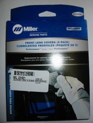 MILLER 231921 FRONT LENS COVER - Performance Ser- 5/PK