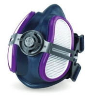 MILLER Half Mask Respirator - Low Profile - for Welders - LPR-100 - ML00894 / ML00895
