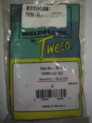 TWECO NOZZLES  22-62  - QTY/2