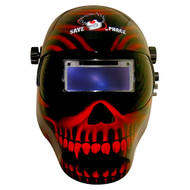 Save Phace EFP Auto-Dark Welding Helmet Variable Shade 9-13  Gen Y GATEKEEPER