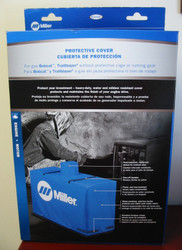 Miller Genuine Welder Protective Cover for Bobcat & Trailblazer* w/o cage or running gear - (old part#195333) - 301099
