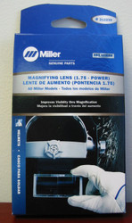 Miller Genuine Magnifying Lens 1.75 for all Miller Helmets - 212239