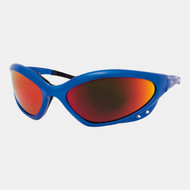 Miller Genuine Arc Armor Safety Glasses Shade 3.0 Blue Frame - 235661